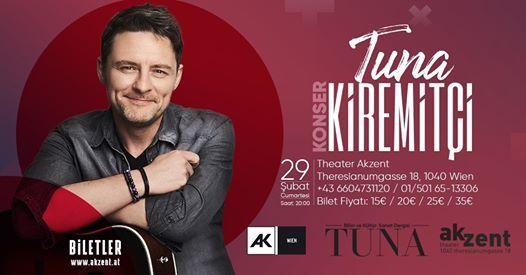 Tuna Kiremiti Viyana Konseri