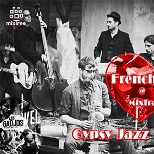 Live Gypsy Jazz & French Cuisine DINER SOLD OUT