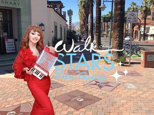Walk of the Stars Honors Judy Tenuta with 433rd Star