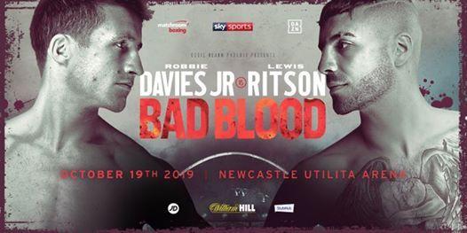 Bad Blood Davies Jr vs Ritson
