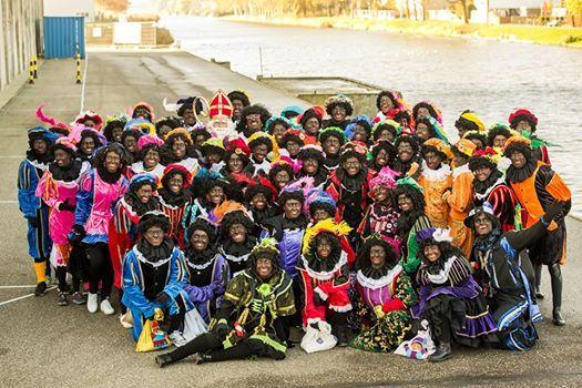 Welkomstfeest Sinterklaas