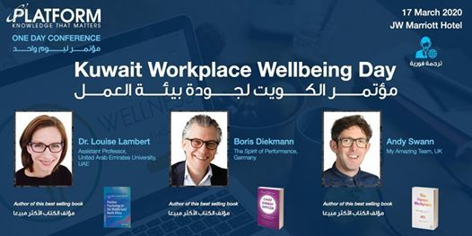 Kuwait Workplace Wellbeing Day