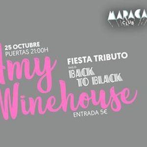 Concierto Amy Winehouse  Back to black