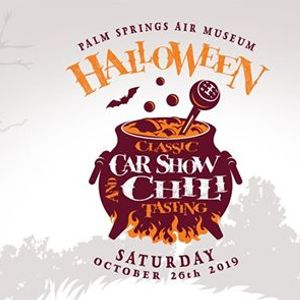 12th Annual Chili Tasting and Car Show