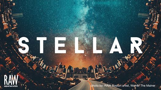 RAW Artists Houston presents Stellar