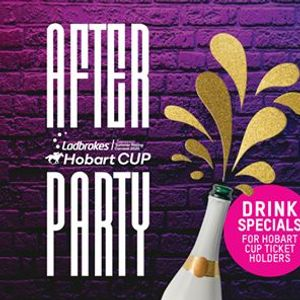 Ladbrokes Hobart Cup Official Afterparty