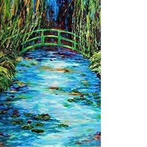Monet Bridge - Six Tanks