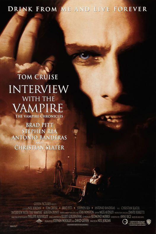 Cine Freud 2019.2 Entrevista com o Vampiro