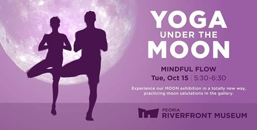 Yoga Under the MOON  Mindful Flow