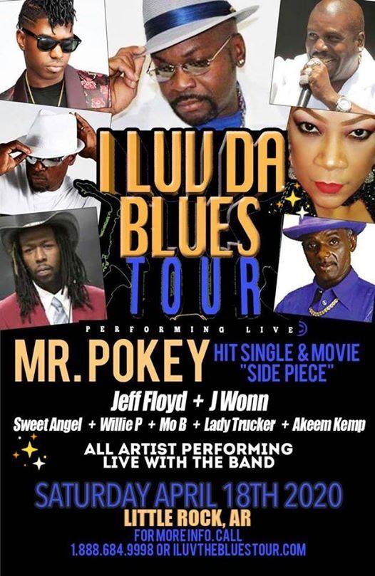 I Luv Da Blues Tour