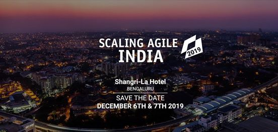 Scaling Agile India Conference