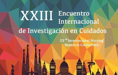 XXIII Encuentro Internacional de Investigacin en Cuidados
