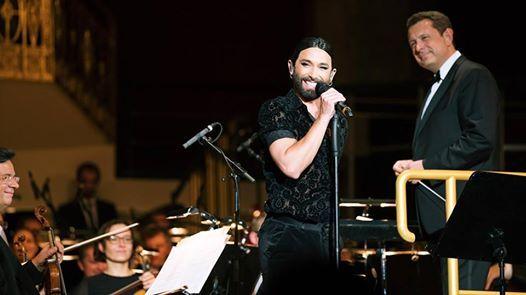 Conchita & Wiener Symphoniker From Vienna With Love (LIVE)