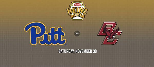 Pitt Panthers vs. Boston College Eagles