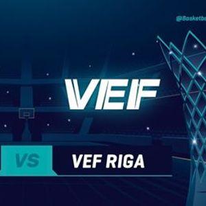ERA Nymburk v VEF Riga