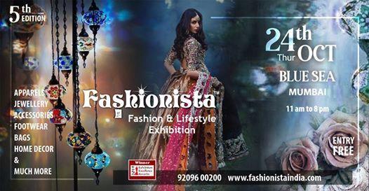 Fashionista Diwali Special Exhibition - Mumbai