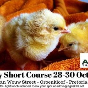 October Poultry Short Course