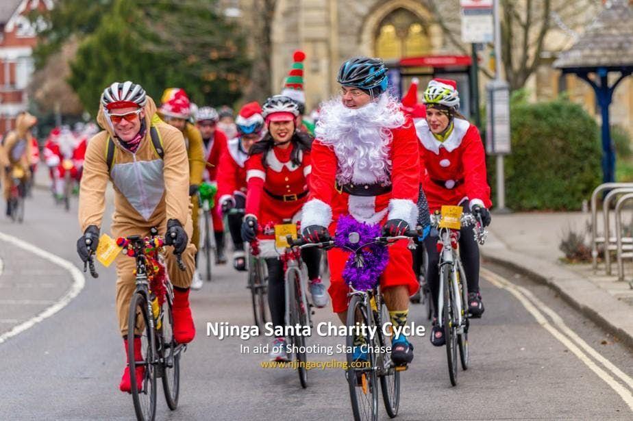 Njinga Santa Cycle - 7th December 2019