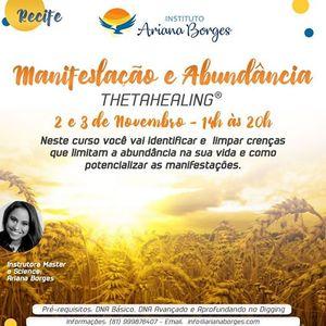 Curso Theta Healing - Manifestao e Abundncia