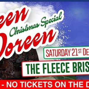 SOLD OUT Doreen Doreen Xmas Party at The Fleece (Sat 21st Dec)
