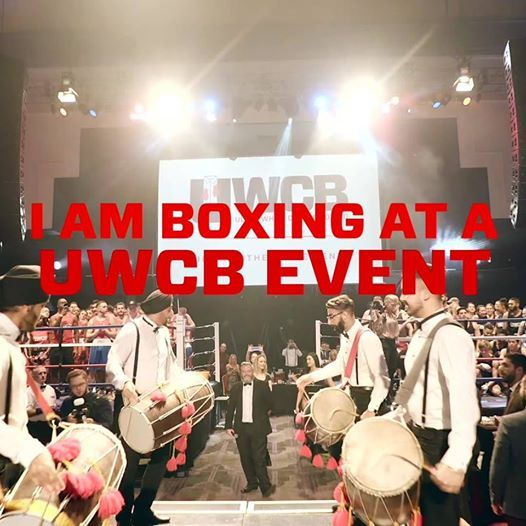 Ultra White Collar Boxing Bedford