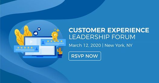 Customer Experience Leadership Forum - New York