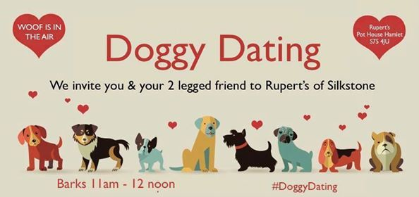 Doggy Dating - Sunday 16th February at Ruperts