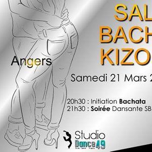 Soire Salsa Bachata y Kizomba