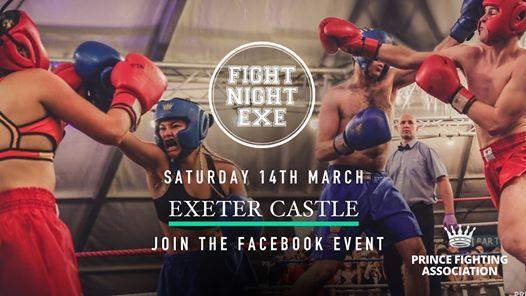 Fight Night Exe XI