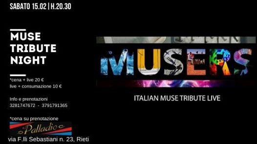 Musers live at Muse Tribute Night