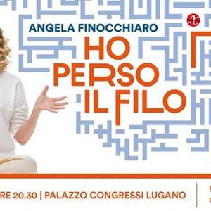 Angela Finocchiaro - Lugano - 25.01.2020