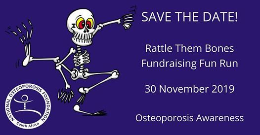 Rattle Them Bones Fundraising Fun Run