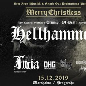 Merry Christless  15 XII  Warszawa