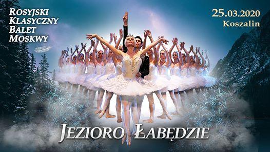 Rosyjski Klasyczny Balet Moskwy - Jezioro abdzie