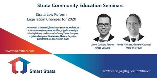 Strata Community Education Seminar