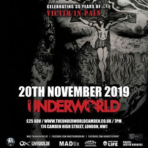 Agnostic Front at The Underworld Camden