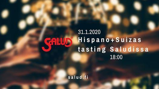 Bodegas HispanoSuizas tasting Saludissa