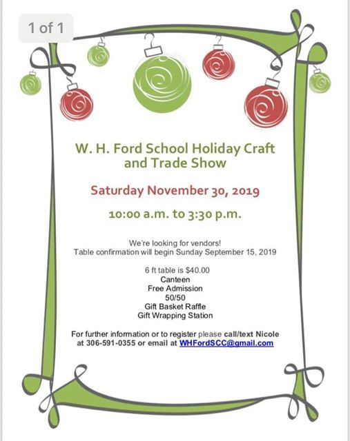 2019 Craft and Trade Show