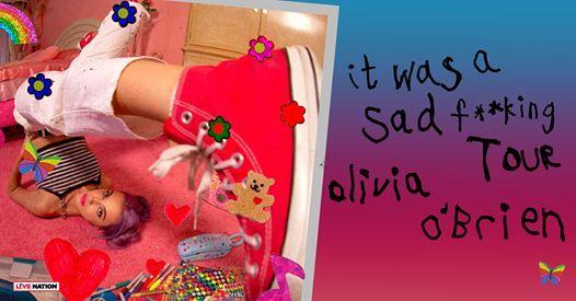 Olivia OBrien w Hey Violet