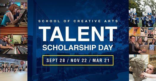 Talent Scholarship Day