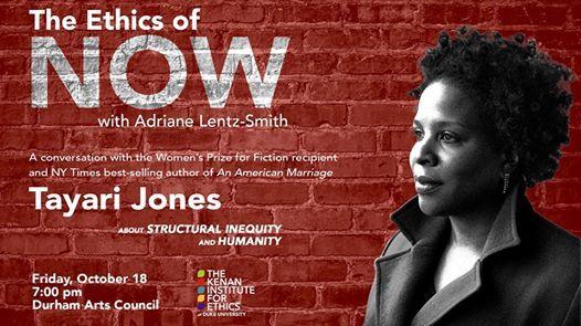 The Ethics of Now Tayari Jones