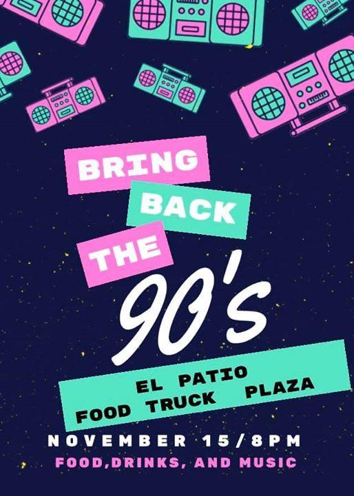 90s Night at El Patio