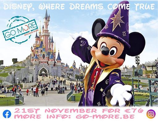 Trip to Disneyland Paris