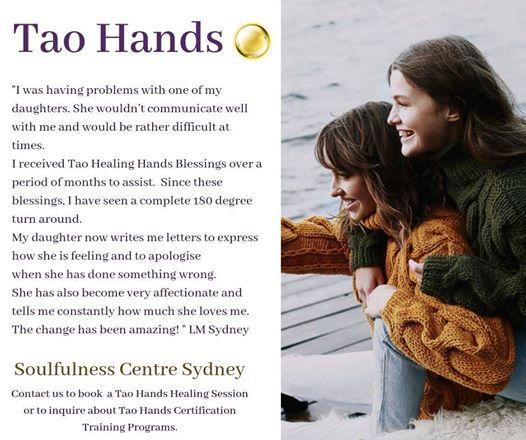 Tao Hands Practitioner Training