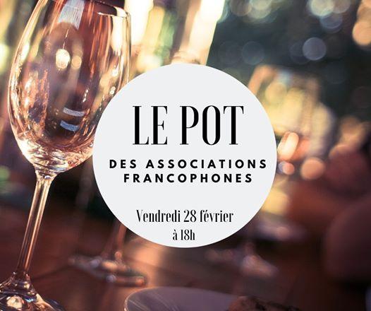 Le pot des associations francophones