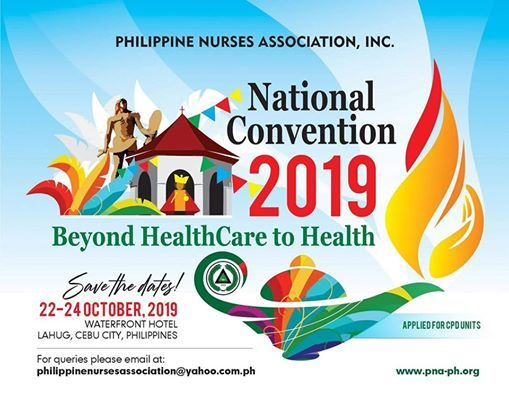 2019 PNA National Convention Beyond Healthcare to Health