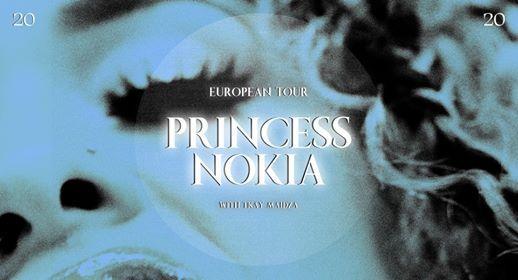 Wavvy pres. Princess Nokia