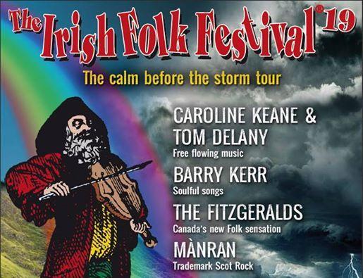The Irish Folk Festival 2019  Berlin