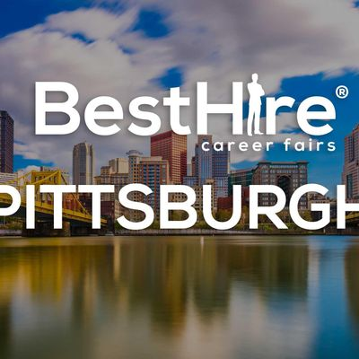 Pittsburgh Job Fair August 27 - Hilton Garden Inn University Place