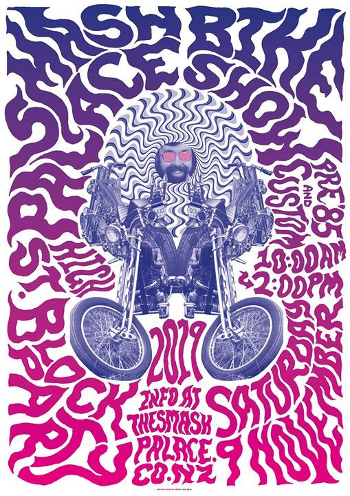 Smash Palace Bike Show 2019